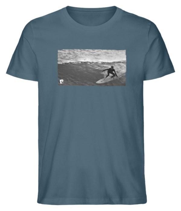 Down the line - Herren Premium Organic Shirt-6895