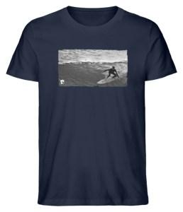 Down the line - Herren Premium Organic Shirt-6887