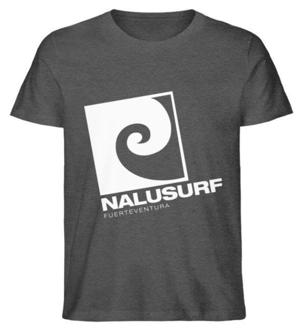 Nalusurf Fuerteventura II - Herren Premium Organic Shirt-6898