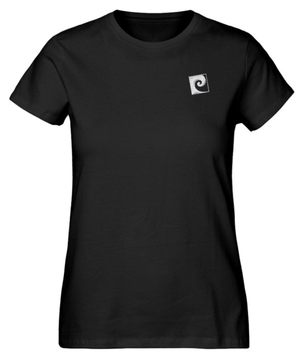 Textil Stick Nalu - Damen Premium Organic Shirt mit Stick-16