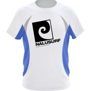 Nalusurf Fuerteventura Sport - Herren Laufshirt tailliert geschnitten-6751