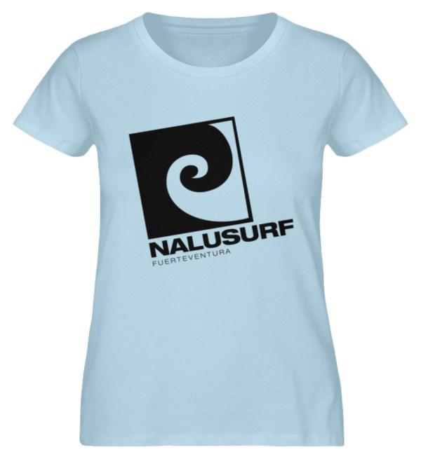 Nalusurf Fuerteventura - Damen Premium Organic Shirt-6888