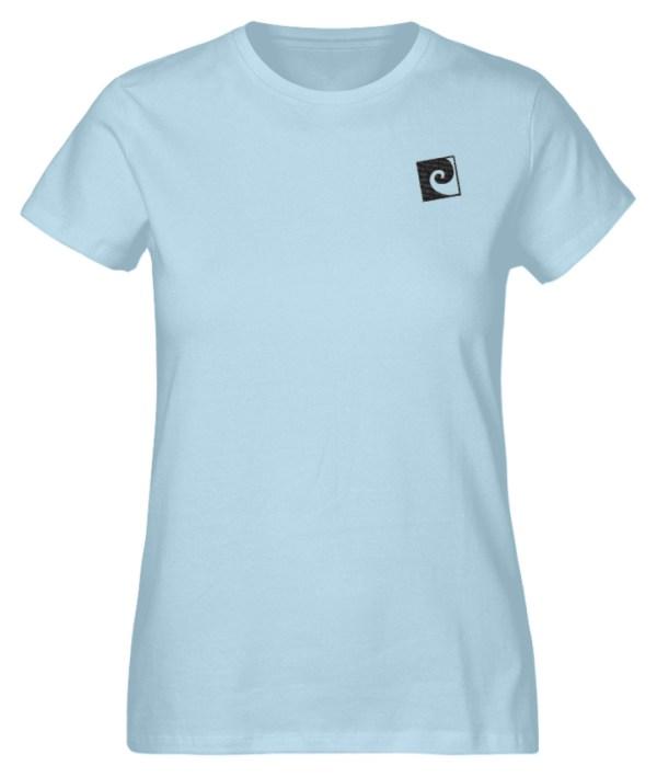 Textil Stick Nalu II - Damen Premium Organic Shirt mit Stick-6888