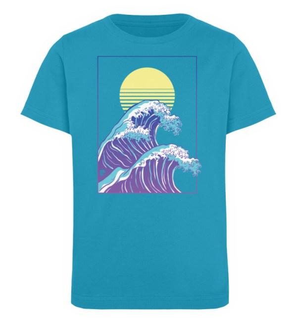 Wave of Life - Kinder Organic T-Shirt-6885