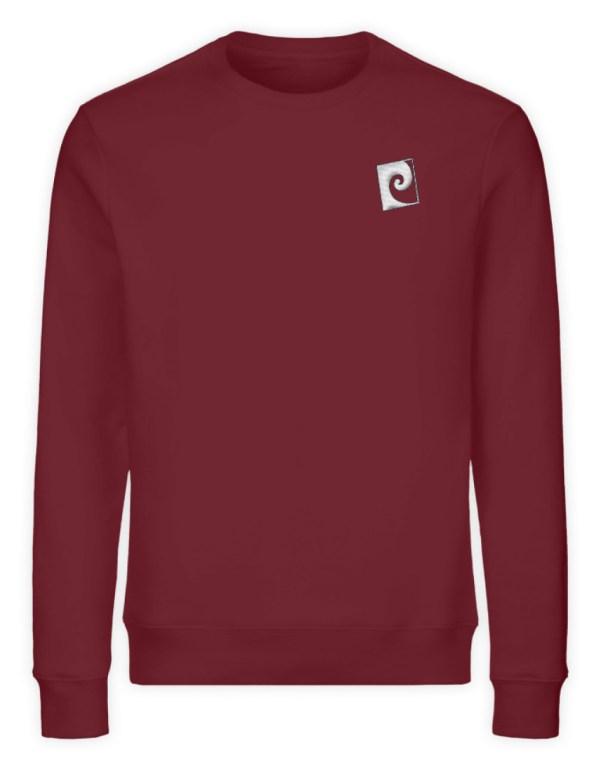 Textil Stick Nalu - Unisex Organic Sweatshirt-6883