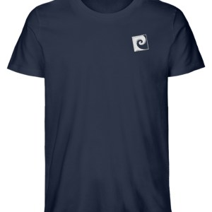 Textil Stick Nalu - Herren Premium Organic Shirt-6887