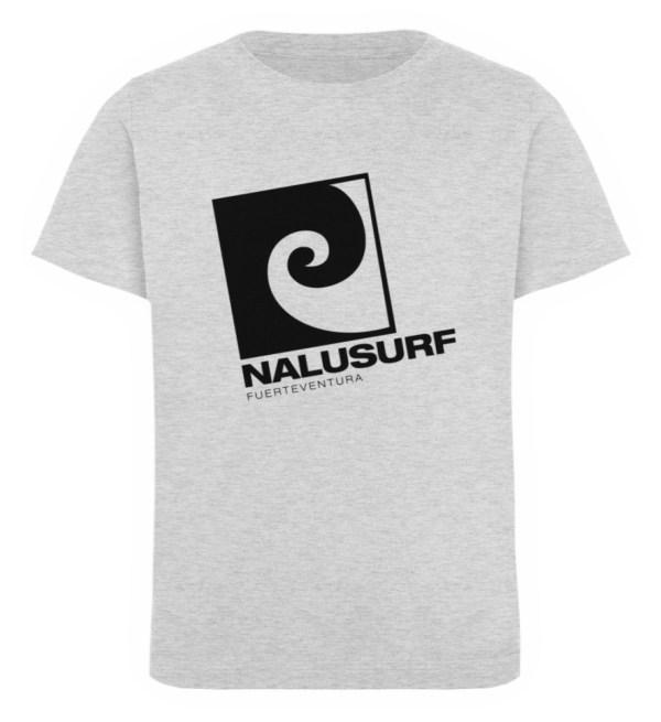 Nalusurf Fuerteventura - Kinder Organic T-Shirt-6892