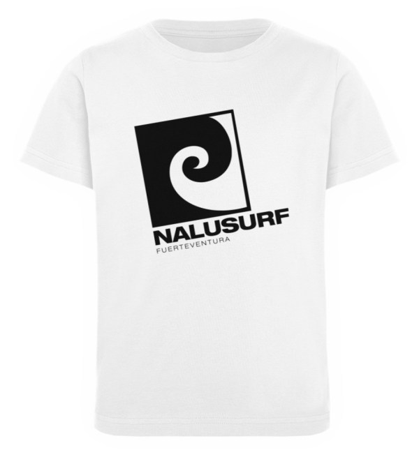 Nalusurf Fuerteventura - Kinder Organic T-Shirt-3