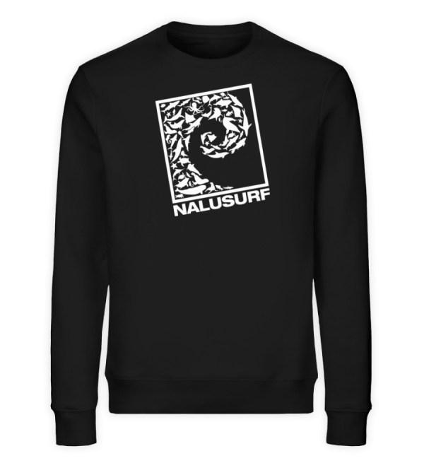 Nalusurf Ocean Life II - Unisex Organic Sweatshirt-16