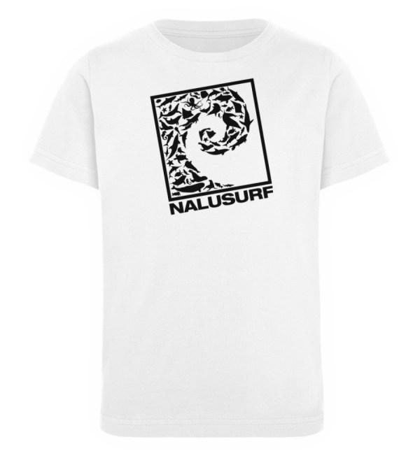 Nalusurf Ocean Life - Kinder Organic T-Shirt-3