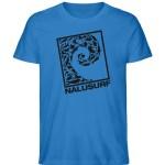 Nalusurf Ocean Life - Herren Premium Organic Shirt-6886