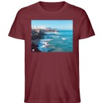 L.A. Pared - Herren Premium Organic Shirt-6883