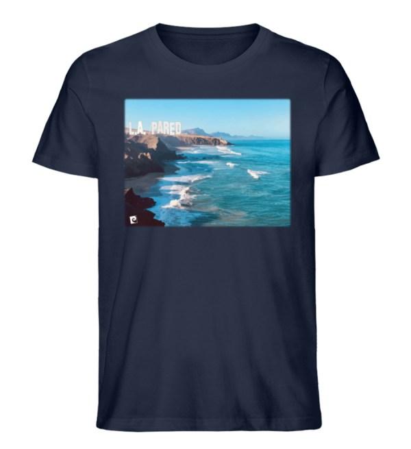 L.A. Pared - Herren Premium Organic Shirt-6887