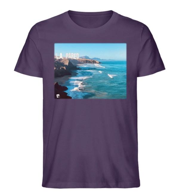 L.A. Pared - Herren Premium Organic Shirt-6884