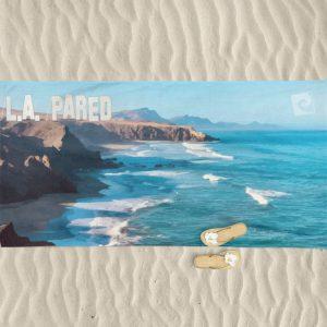 L.A. Pared - Badetuch - Hochwertiges Badetuch-3