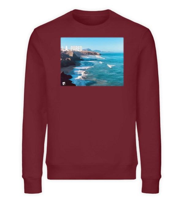 L.A. Pared - Unisex Organic Sweatshirt-6883