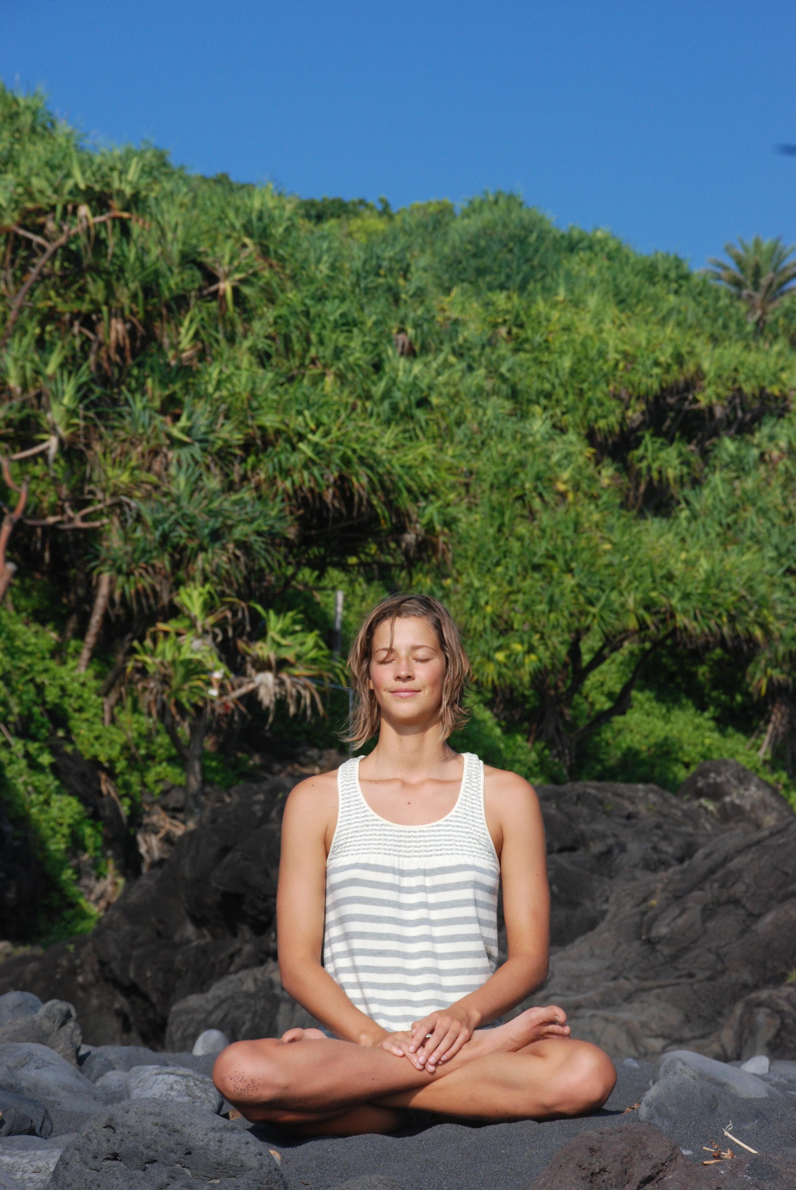 Practicing Mindfulness Through Rain