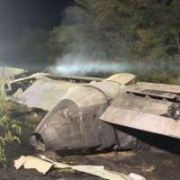 Щирі співчуття родинам загиблих в авіакатастрофі під Чугуєвим