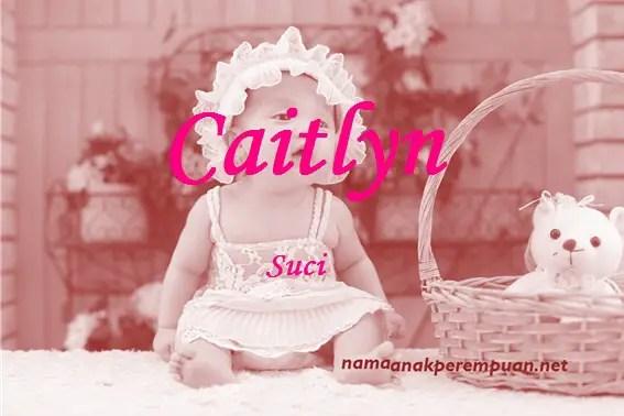 arti nama caitlyn