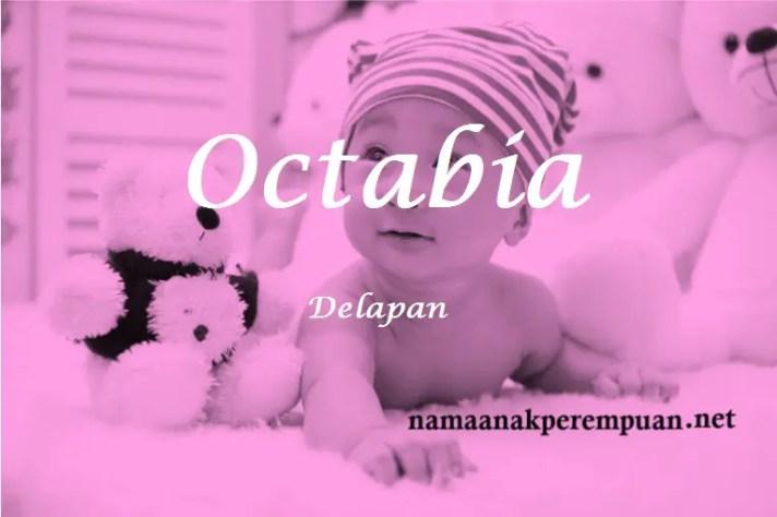 arti nama octabia