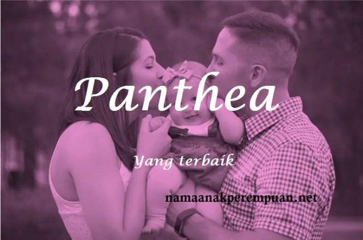 arti nama panthea
