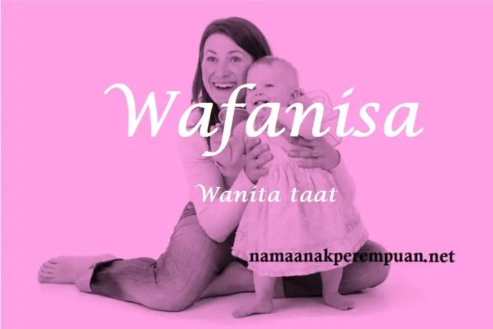 arti nama wafanisa