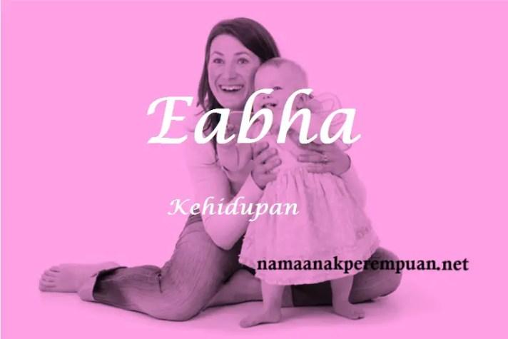 arti nama eabha