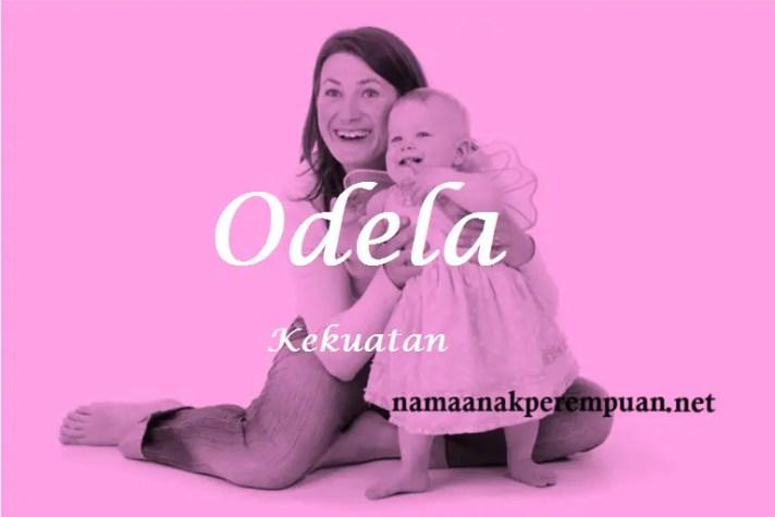 arti nama Odela