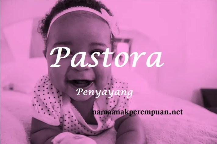 arti nama Pastora