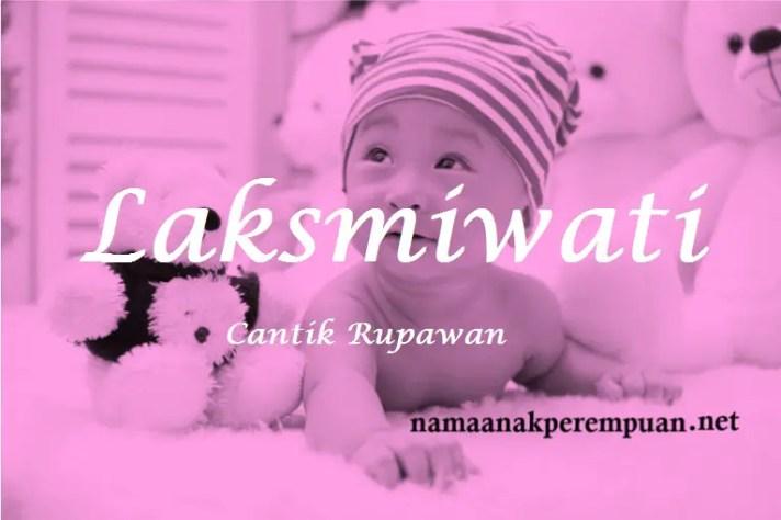 arti nama Laksmiwati