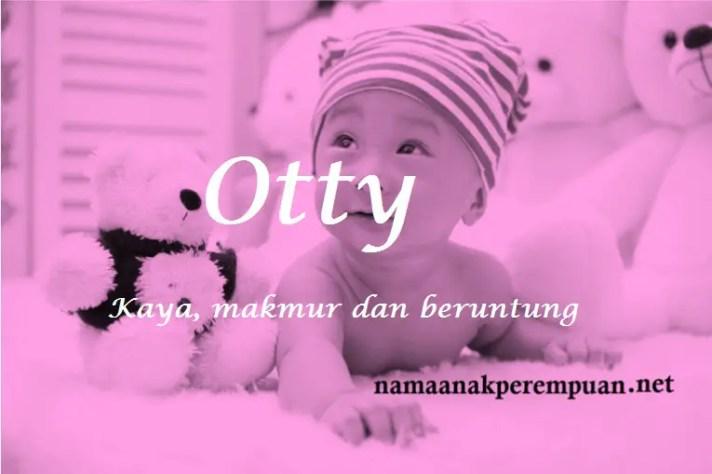 arti nama Otty