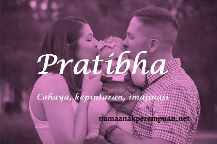arti nama Pratibha