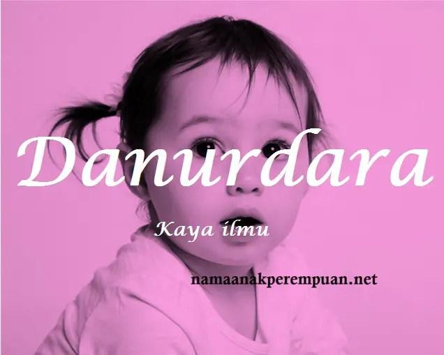 arti nama Danurdara