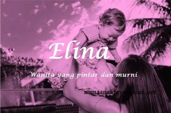 arti nama Elina