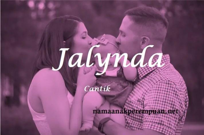 arti nama Jalynda