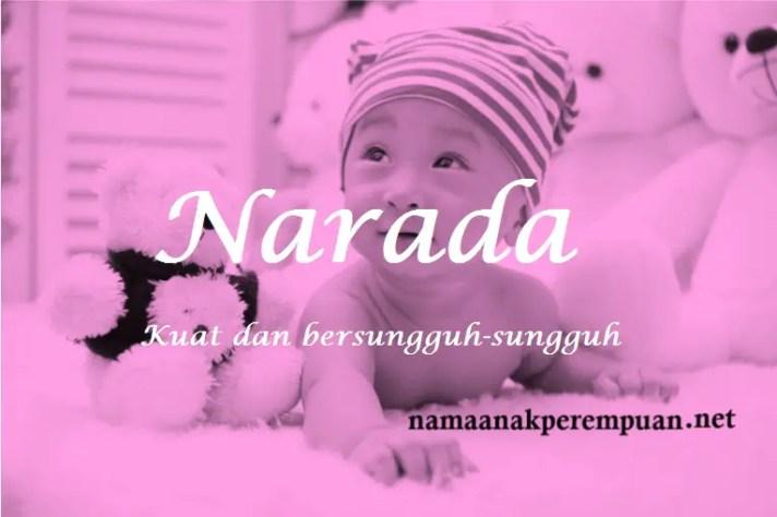 arti nama Narada