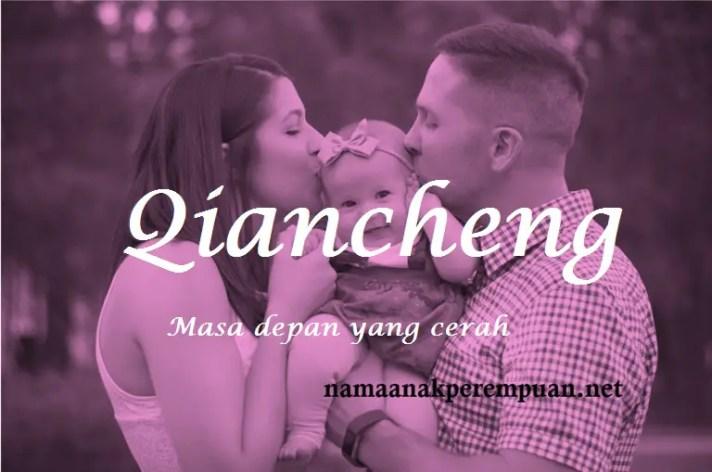 arti nama Qiancheng