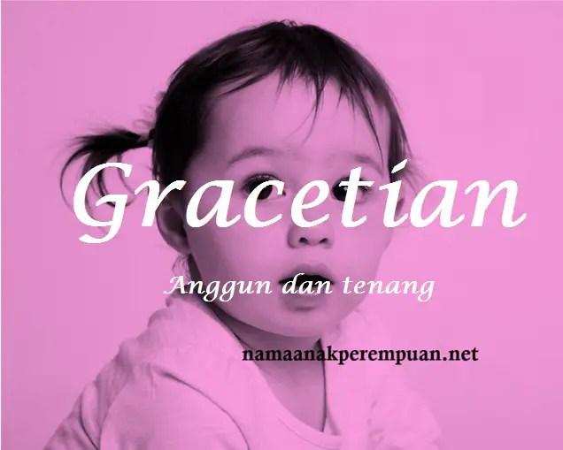 arti nama Gracetian