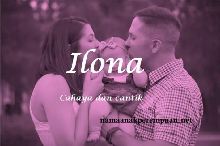 arti nama Ilona