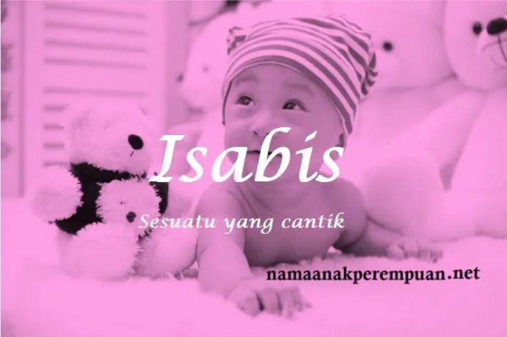 arti nama Isabis