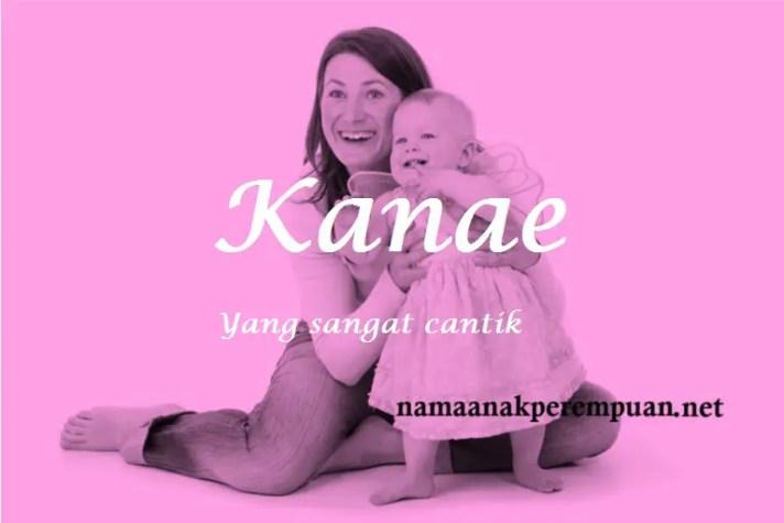 arti nama Kanae