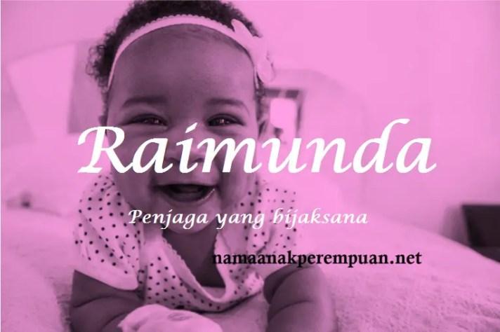 arti nama Raimunda