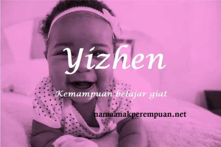 arti nama Yizhen