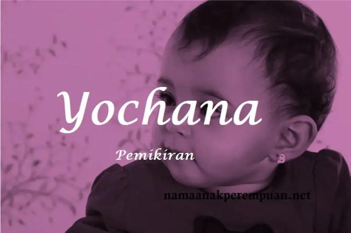 arti nama Yochana