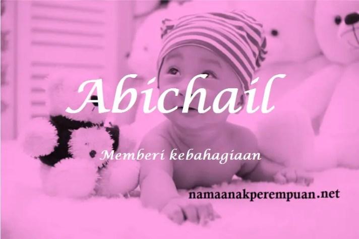 arti nama Abichail