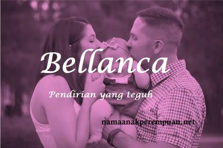 arti nama Bellanca