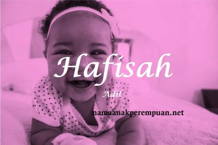 arti nama Hafisah