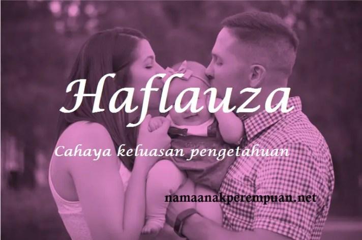 arti nama Haflauza