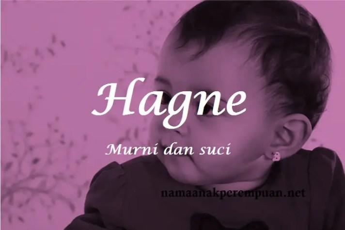arti nama Hagne