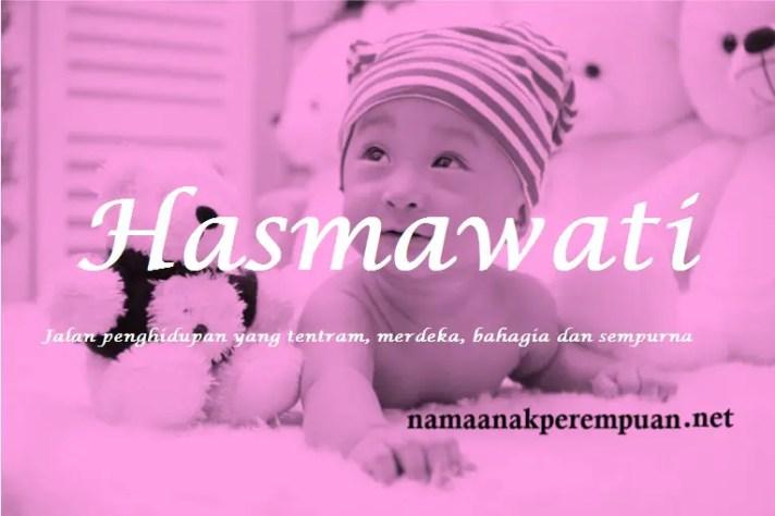 arti nama Hasmawati